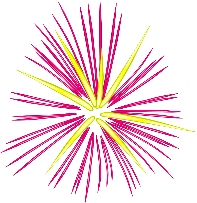 Fireworks clip gold. Free disney cliparts download