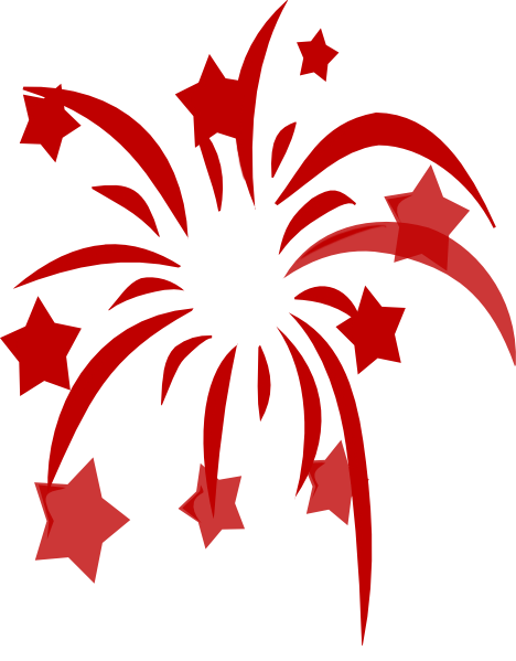 Firecracker clipart simple. Panda free images fireworks