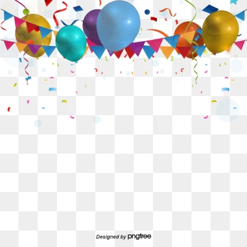Balloon border png. Fireworks images vectors and