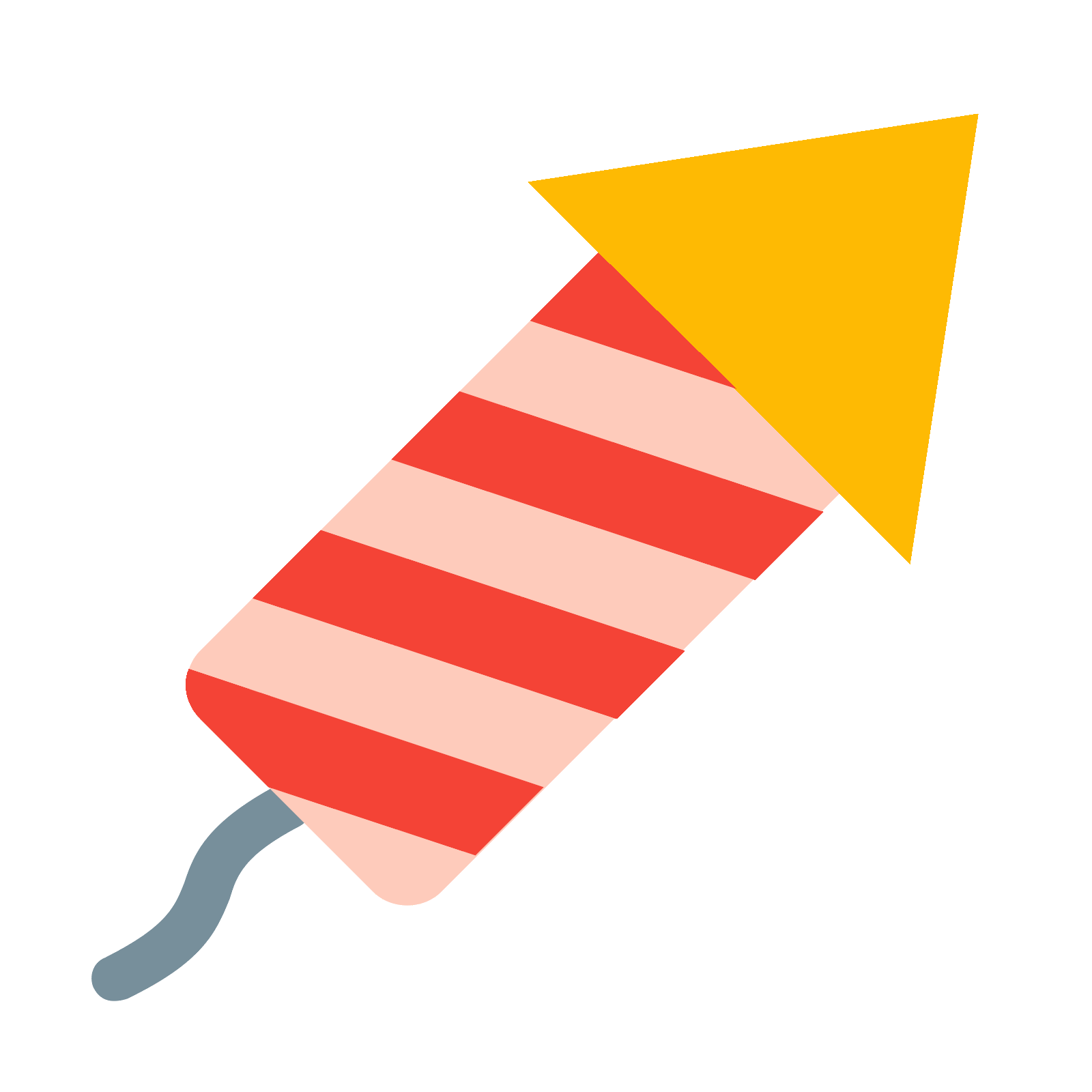 Firecracker vector fun. Firework icon free download