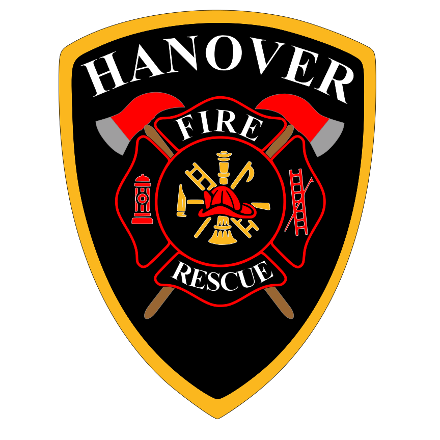 Firefighter crest png. Home hanover fire department