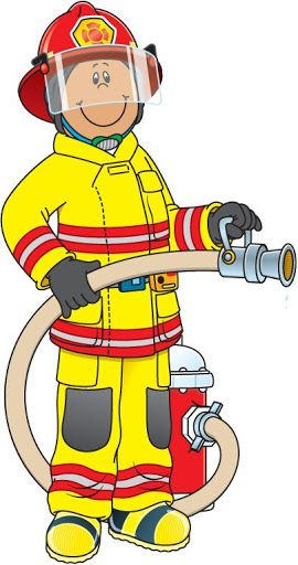 best images on. Firefighter clipart thing vector black and white stock