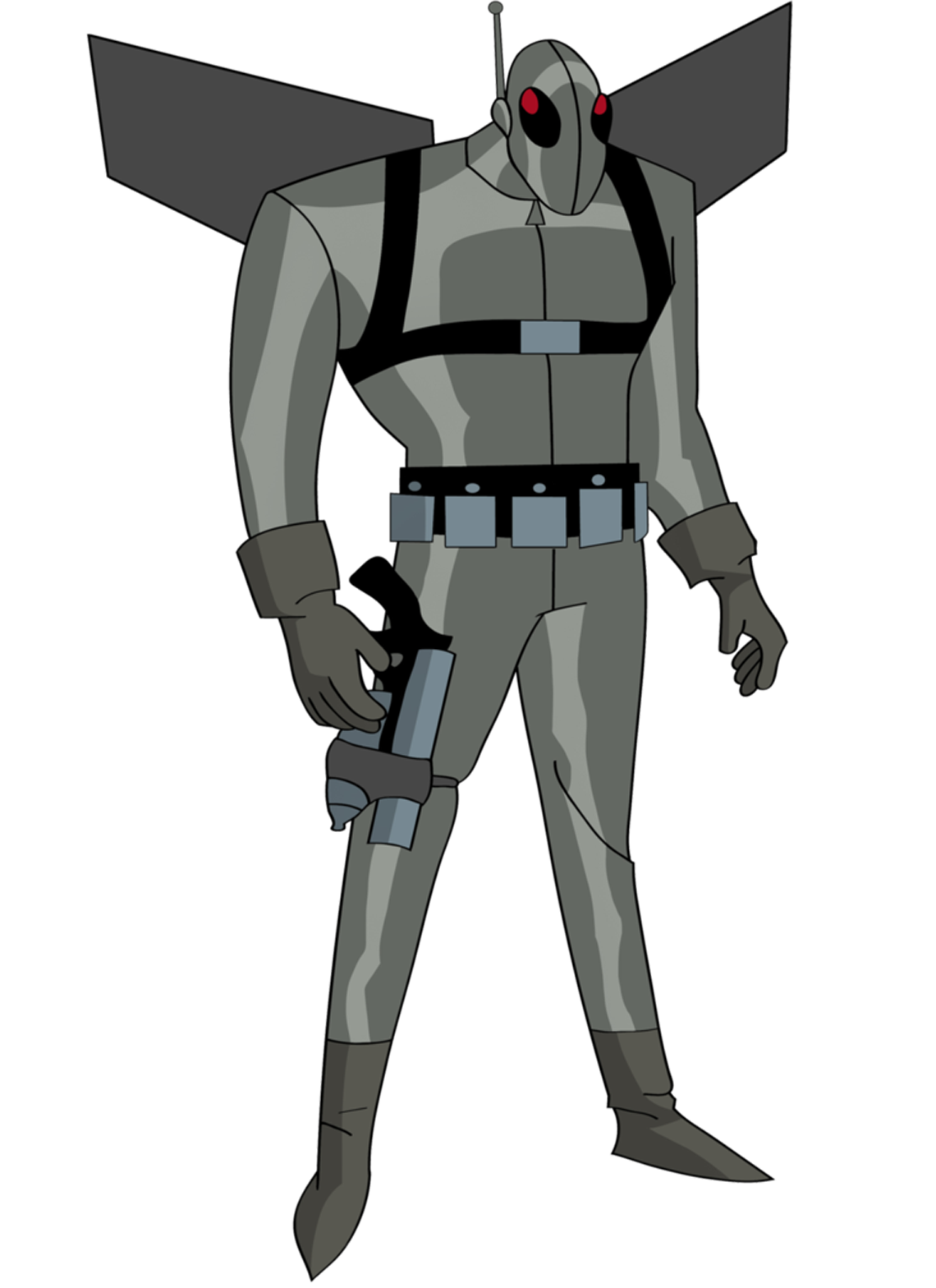 Firefly batman png. Justice league unlimited pinterest