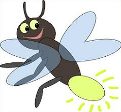 Firefly clipart. Free