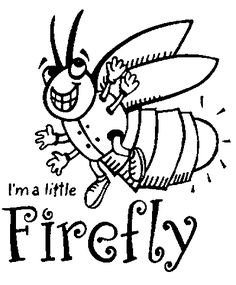 Firefly Coloring Page Transparent Png Clipart Free Download Ya