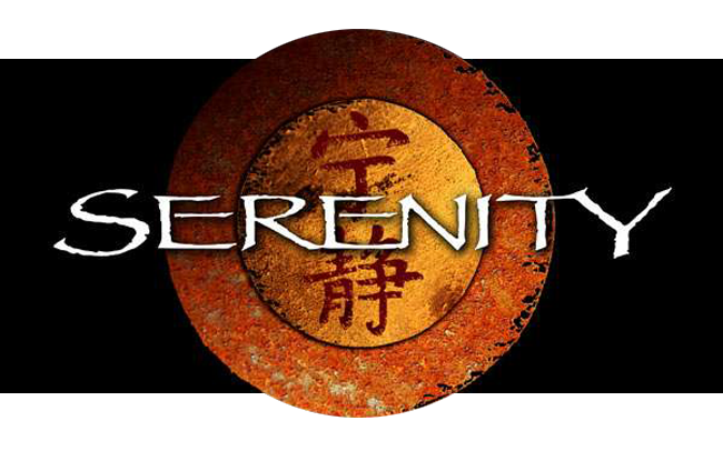 Firefly serenity logo png. Ship of the week
