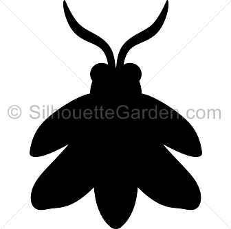 firefly svg silhouette