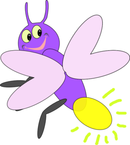 Firefly svg printable. Fireflies unit study with