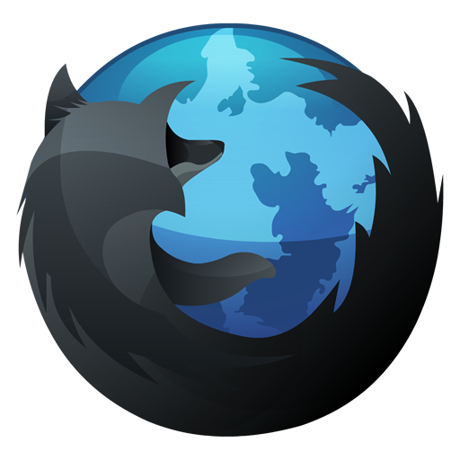 Firefox drawing. Vector mozilla free icons