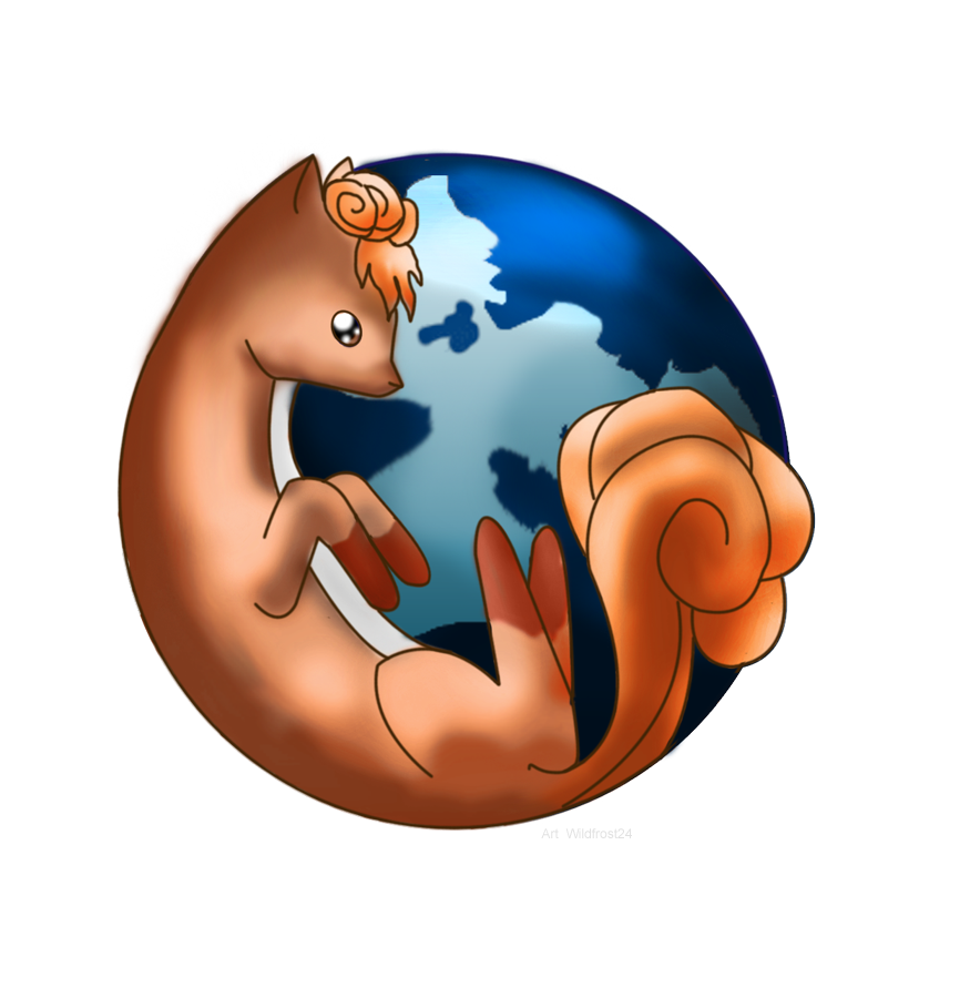Firefox drawing sad. Vulpix the by wildfrost