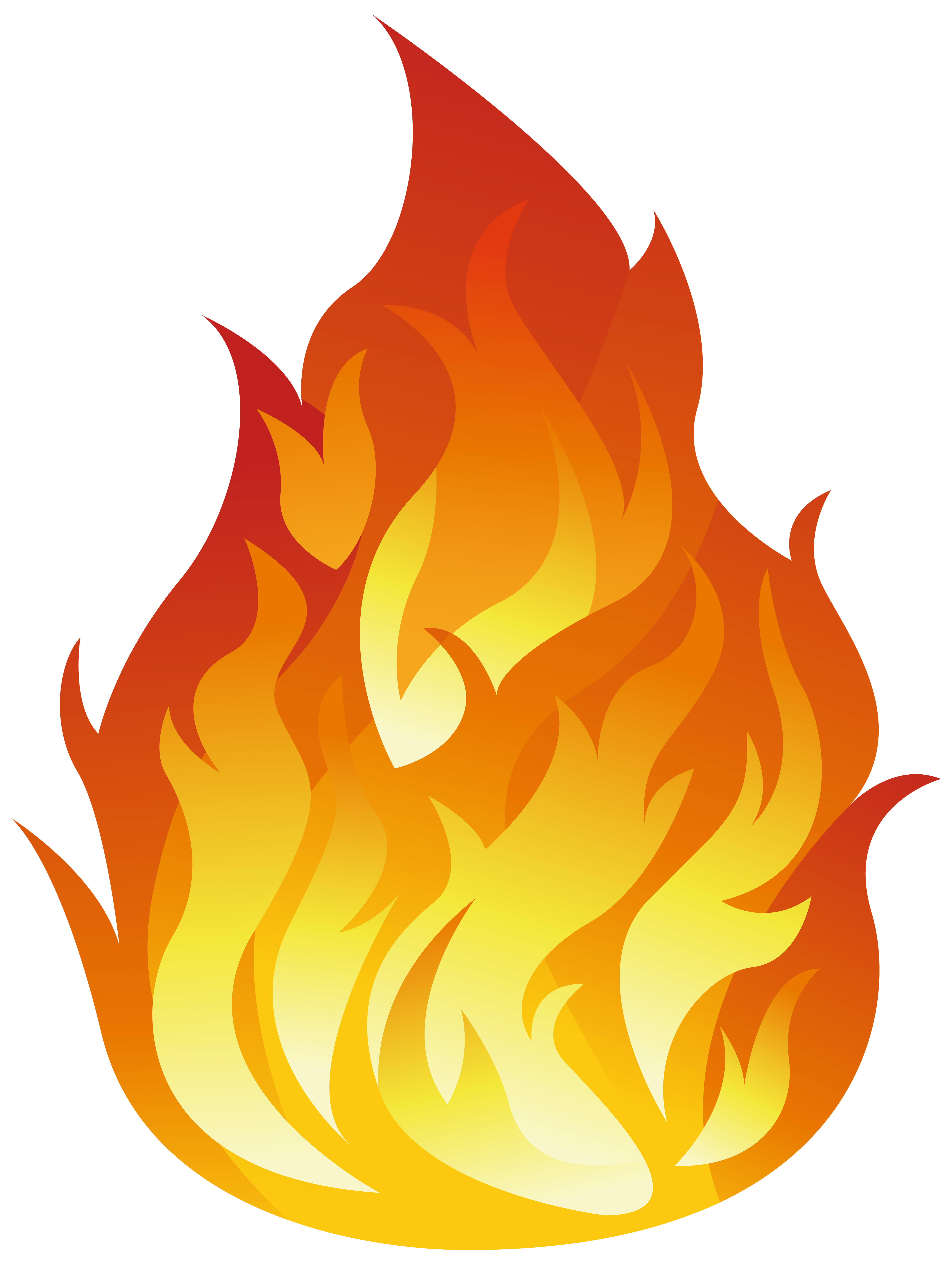 Flame transparent png clip. Vector campfire white background vector royalty free library