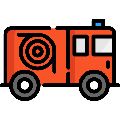 Firetruck vector svg. Fire truck png icon