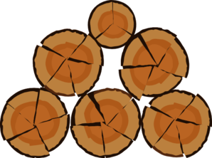 Wooden clipart basketball bench. Free wood pile cliparts