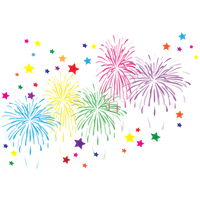 Firework clipart png. Free clip art download