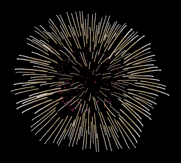 Firework clipart animated free. Downloadable fireworks