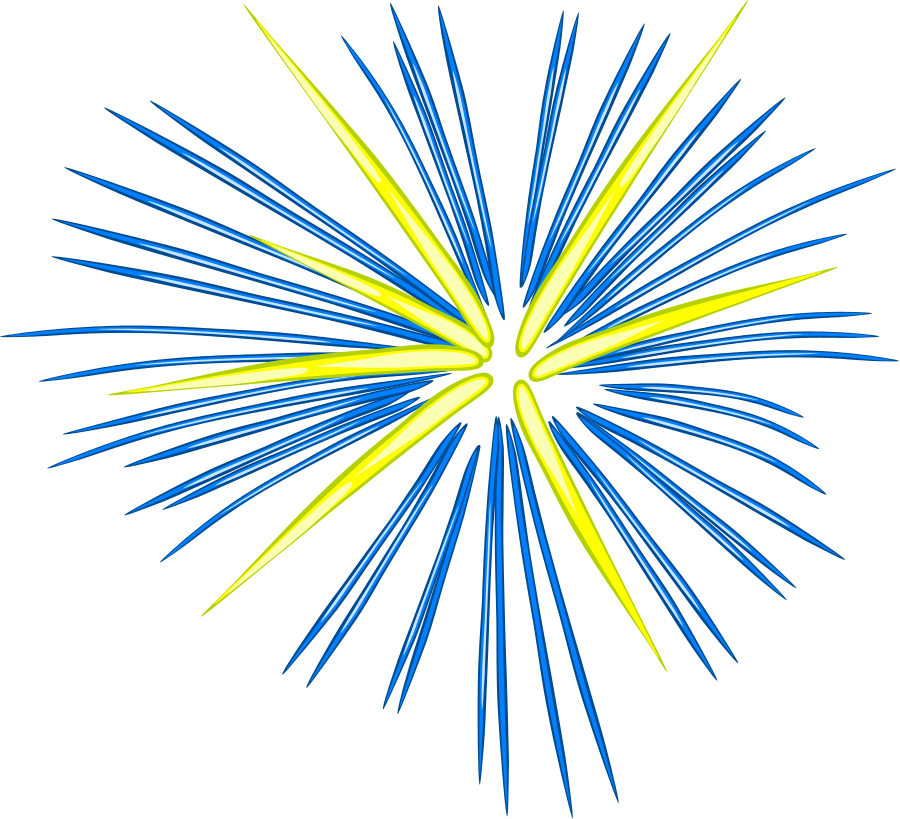 Hd fireworks transparent clipart. Animated png image svg free stock