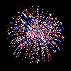 Firework clipart animated free. Th of july