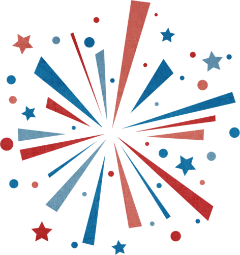 Firework clipart png. Lovin me some liberty