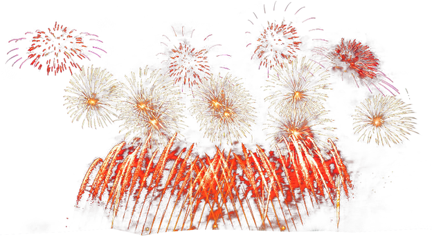 Firework gif png. Explosions transparent image