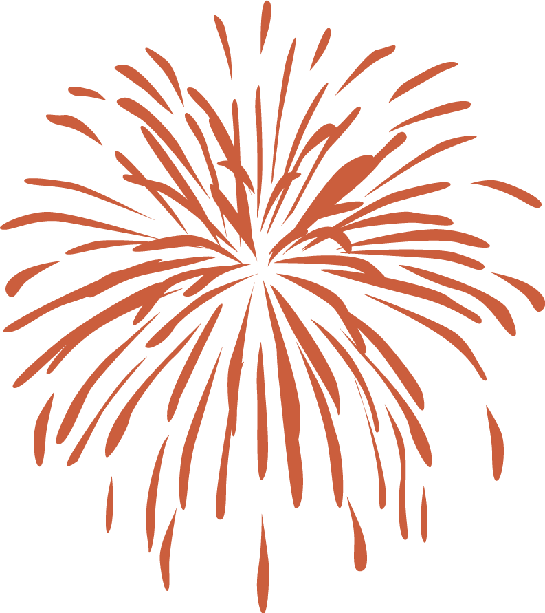 Firework png transparent background. Fireworks pictures free icons