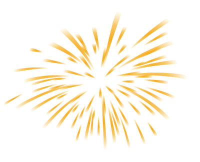 Fireworks cartoon png. Firework clipart simple image
