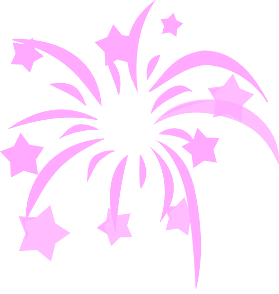 Fireworks clip vector. Art at clker com