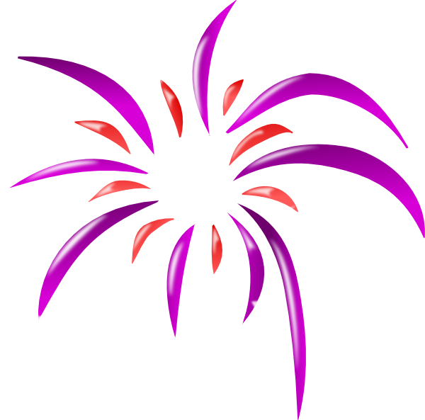 Firecracker vector art. Collection of free exploded