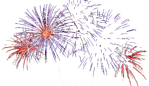 Fireworks png images. Free download