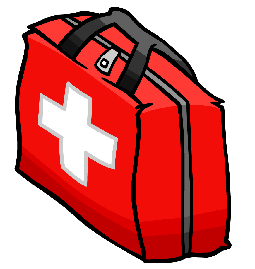 First aid clipart. Kit png mart