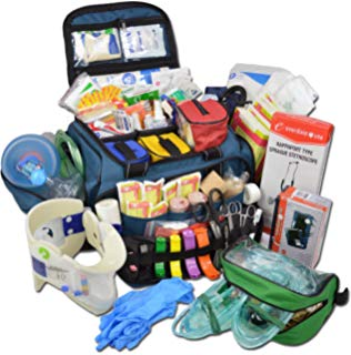 First aid kit clipart first responder. Amazon com mfasco complete