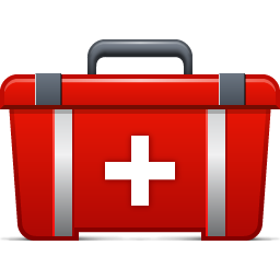 First aid kit clipart extra battery. Things for your