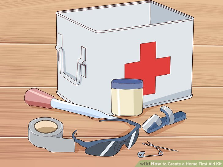 First aid kit clipart student. How to create a
