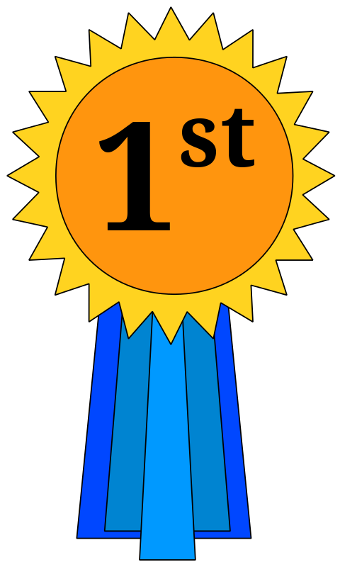 First clipart award winning. Free cliparts download clip