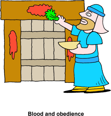 first clipart passover