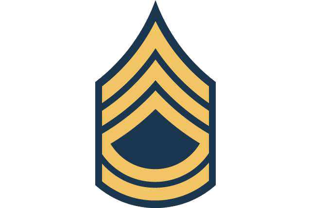 First clipart rank. Afo system gaming sergeant