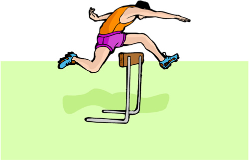 First clipart track star. Home frankfort community high