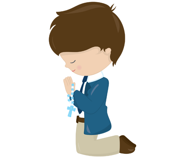 First communion boy png. Babyface baptism candy wrapper