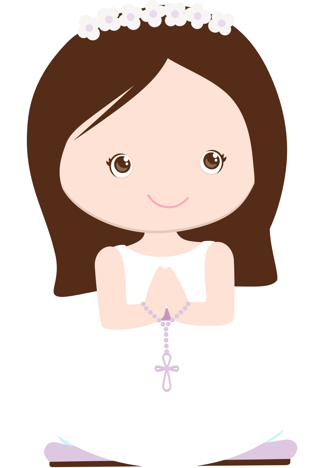 First communion girl png. Imagenes para confirmacion buscar