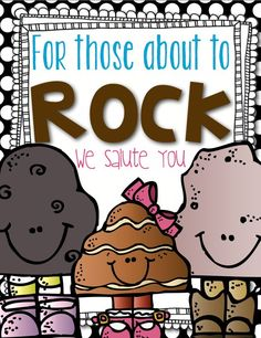 First grade clipart 3rd grade rock. Types lesson and activity