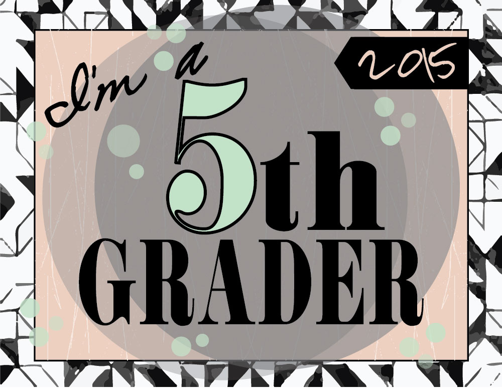First grade clipart 7th grade. Freebie day of school