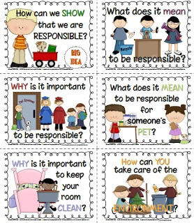 First grade clipart assembly. Best responsibility images