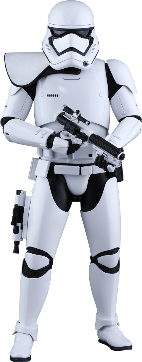 First order stormtrooper png. Star wars squad leader