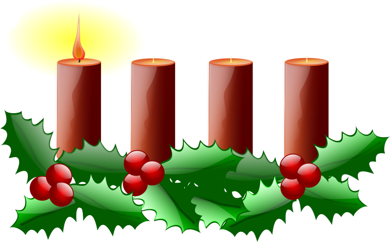 advent clipart 1st