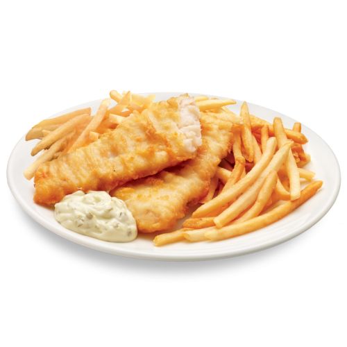 Fish and chips png