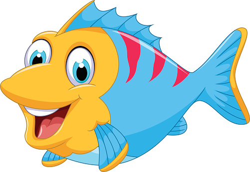 Cute clipart free download. Fish clip art clip royalty free