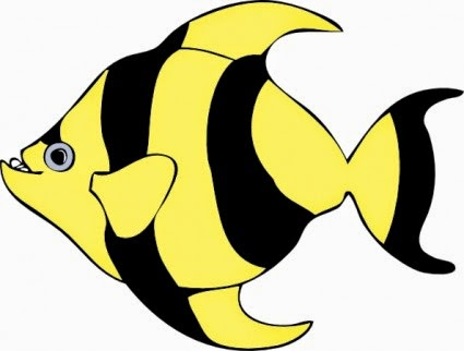 Fish clip art black and white. New cartoon clipartfish clipart