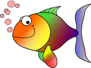 Net clip art fish. Free transparent cliparts download