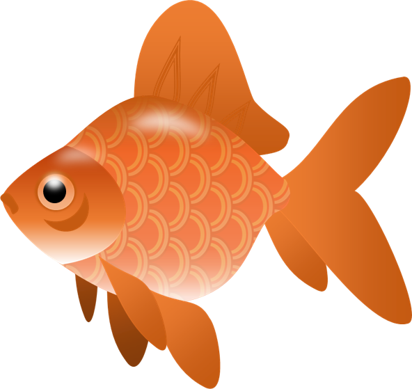 Fish clip art clear background. Cute clipart no library