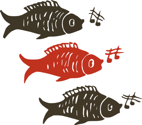 Fish clip art creepy. Interview the case of