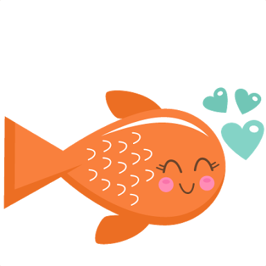 clipart free download. Fish clip art cute banner free library